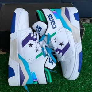 Converse ERX 260 MID Wht/court purple/bold Jade Wm